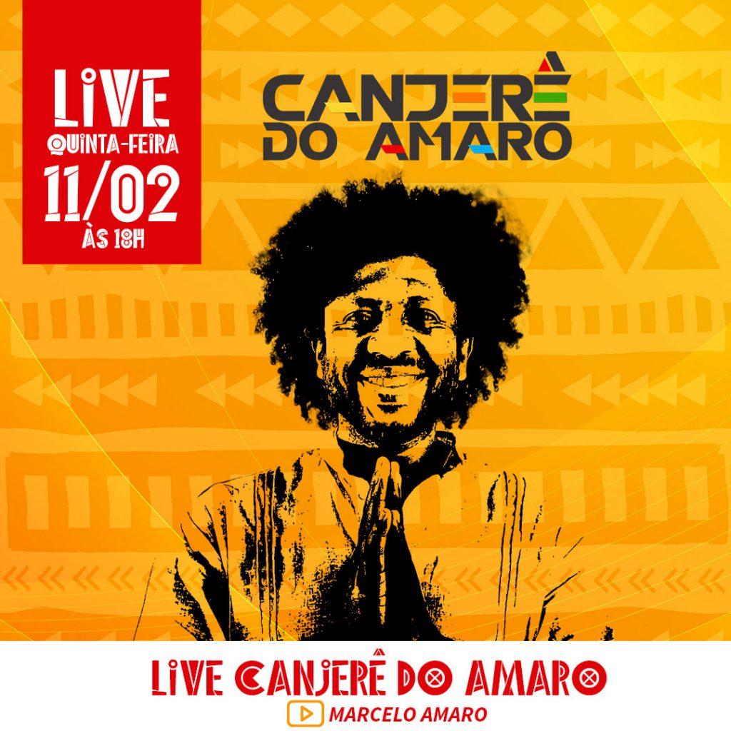 Live Canjerê do Amaro